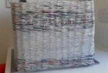 Panier papier