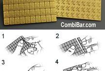 Offizielle CombiBars Produktinfos / Produktinfos, -bilder & Videos