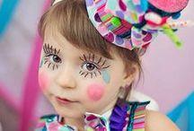 maquillage clown
