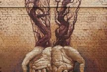 Street Art / L'art de la rue dans tous ses états