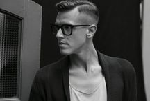 Men / Men's hair  / by Amanda Leopardi