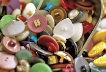 Vintage Notions, BUTTONS.