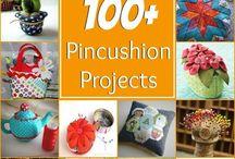 Pincushion patterns