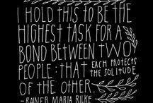 Relationship / by Erika Boyer