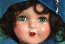 Vintage dolls / by Kathleen Stearman