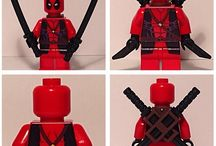 2015 Weekly Features / Each week will be featuring one of our custom LEGO minifigs.