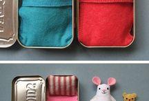 Mouse miniatyr