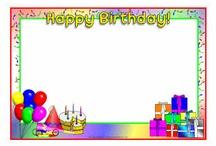 Verjaardagsknutsels