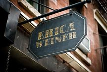 Brick and mortar / Design and style of brick and mortar shops / by Aeolidia