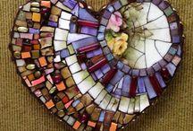 mosaiikki / mosaiikki ja lasityöt