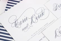 Wedding Invites / by Brittany Iler