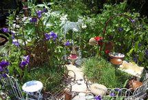 Gardening-Fairy Gardens