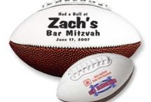 Football Bar Mitzvah / Push it over the goal line with these great football-themed party ideas.