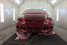 Advanced Body & Paints / Advanced Body & Paint are known for offering complete auto body painting and repairs for your foreign or domestic cars, trucks, SUV's, and minivans. The have Spray Tech / Junair's Thermaire Spray Booth installed which have changed their production lifestyle and shop efficiency immensely over the years.