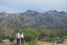 Catalina State Park Engagement Session in Tucson, Arizona