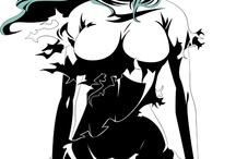 badass #animechicks
