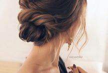 Hairstyle prom