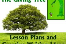 The Giving Tree / Lesson plans and ideas
