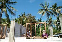 progress rumah Sanuk, Saba