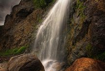 Colorado Waterfalls / Waterfalls in Colorado