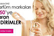 Dunyaca Unlu Parfumler