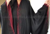 Abaya's / Latest and Trendy Collection