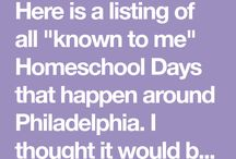 Homeschooling - Roadschooling Destinations