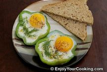 Time for breakfast! / Ώρα για πρωϊνό!