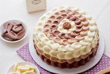 Inspirations Techniques glaçages de gâteaux