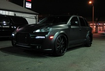 Murdered out  / by Tyler Hansen