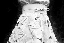 Origami kjole