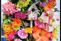 Easter & Spring: Wreaths & Swags