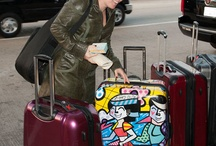 Celebrities know a Good Brand! / Celebrities travel, and they know good brands when they see them!  Here's what they use