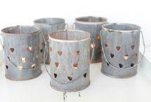 Kaarslicht * Candles & Lanterns / by Aviale