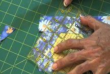 Quilting - Hexagons