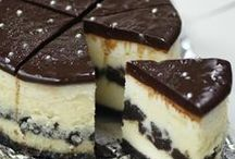 Desserts: Cheesecake addiction / For the cheesecake lovers like myself who are always looking for that perfect recipe...