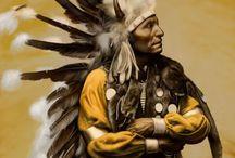 Native American / by Elayne Hammel