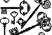 Skeleton Keys / by Michelle Febre