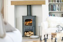 Our favourite woodburning stoves / Gorgeous woodburning stoves to make your home feel cosy.