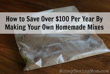 money saving meals / by Angela Stewart