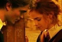 hermione  cedric
