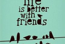 Bits and pieces  / Cute sayings inspirational