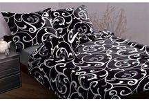 Postelné? :) / Aj obliečky v spálni robia atmosféru ...