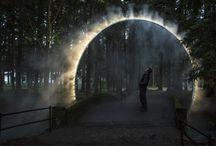 LIGHT IN GARDEN/ PUBLIC SPACES