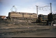 Train - PRR - Pennsylvania Railroad