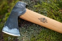 Forest axes