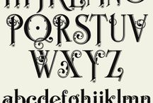 Fonts to use any time & Lettering