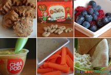 FOOD: Easy-to-pack lunches / Easy to pack lunch ideas!