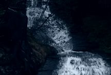Rivers, lakes & waterfalls