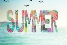 Summer and happiness